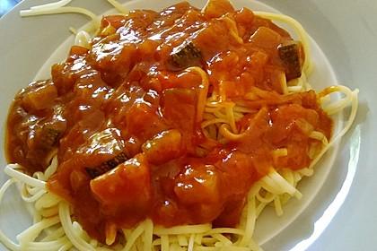 Zucchini - Salsa 3