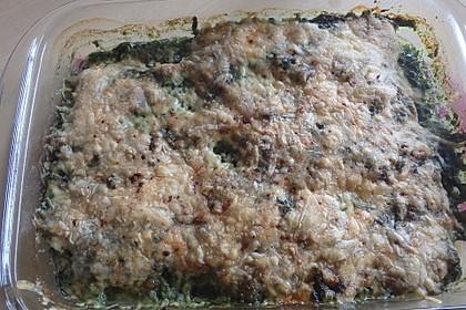 Leichte Spinat-Lachs-Lasagne 32