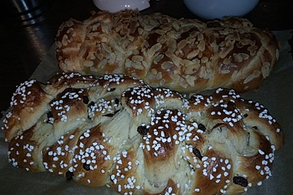 Hefezopf wie beim Bäcker 205
