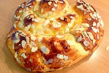 Hefezopf wie beim Bäcker 9
