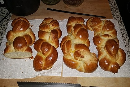 Hefezopf wie beim Bäcker 158