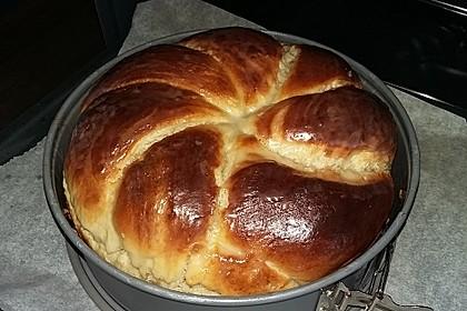 Hefezopf wie beim Bäcker 14