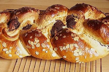 Hefezopf wie beim Bäcker 34