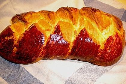Hefezopf wie beim Bäcker 189