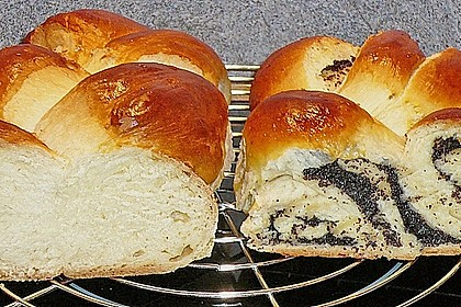 Hefezopf wie beim Bäcker 7