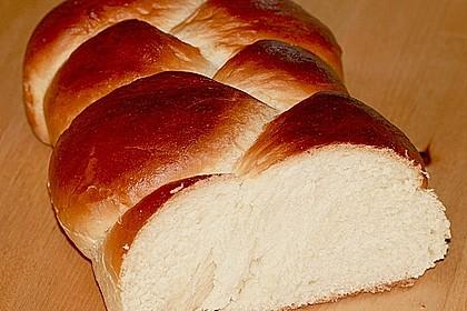 Hefezopf wie beim Bäcker 36