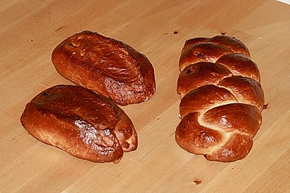 Hefezopf wie beim Bäcker 173
