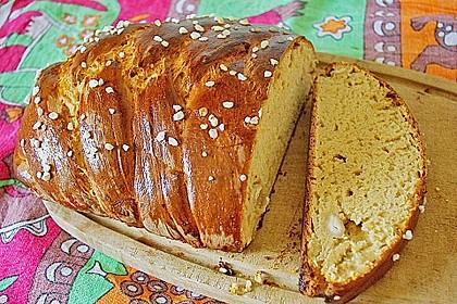 Hefezopf wie beim Bäcker 186