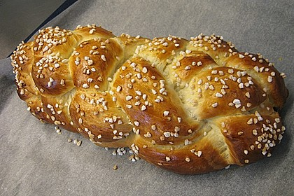 Hefezopf wie beim Bäcker 12