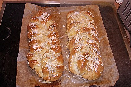 Hefezopf wie beim Bäcker 122