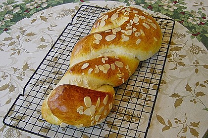 Hefezopf wie beim Bäcker 129
