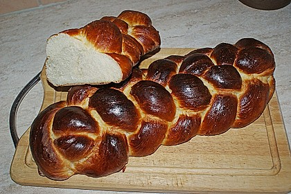 Hefezopf wie beim Bäcker 164