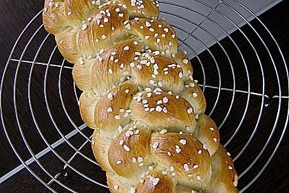 Hefezopf wie beim Bäcker 6