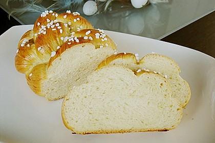 Hefezopf wie beim Bäcker 24