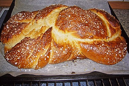Hefezopf wie beim Bäcker 211
