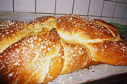 Hefezopf wie beim Bäcker 169