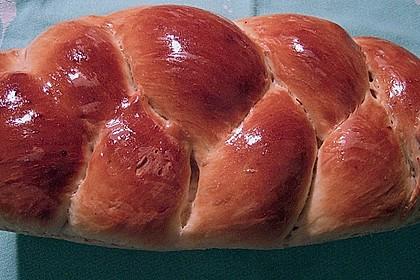 Hefezopf wie beim Bäcker 31