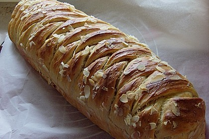 Hefezopf wie beim Bäcker 15