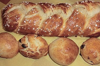 Hefezopf wie beim Bäcker 190