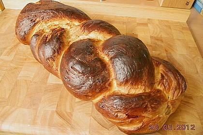 Hefezopf wie beim Bäcker 250