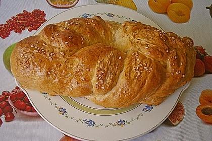 Hefezopf wie beim Bäcker 119