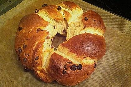 Hefezopf wie beim Bäcker 168