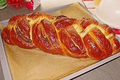 Hefezopf wie beim Bäcker 179