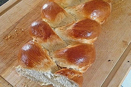 Hefezopf wie beim Bäcker 91
