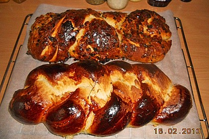 Hefezopf wie beim Bäcker 258