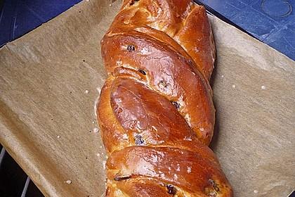 Hefezopf wie beim Bäcker 197