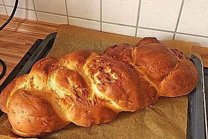 Hefezopf wie beim Bäcker 130