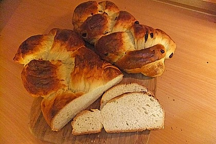 Hefezopf wie beim Bäcker 185