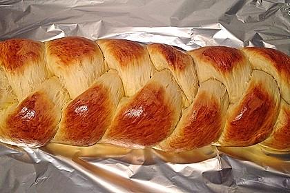 Hefezopf wie beim Bäcker 22