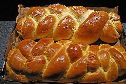 Hefezopf wie beim Bäcker 57