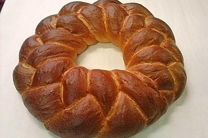 Hefezopf wie beim Bäcker 52