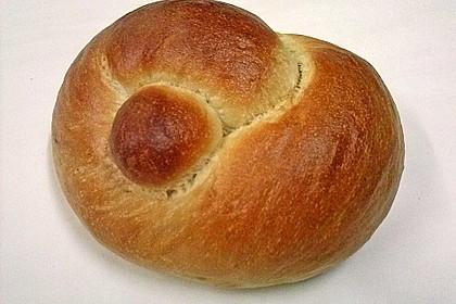 Hefezopf wie beim Bäcker 43