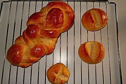 Hefezopf wie beim Bäcker 66