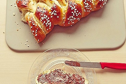 Hefezopf wie beim Bäcker 107