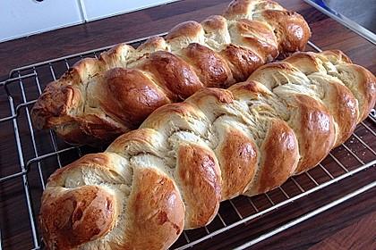 Hefezopf wie beim Bäcker 28