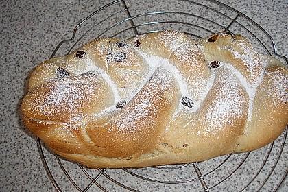 Hefezopf wie beim Bäcker 140