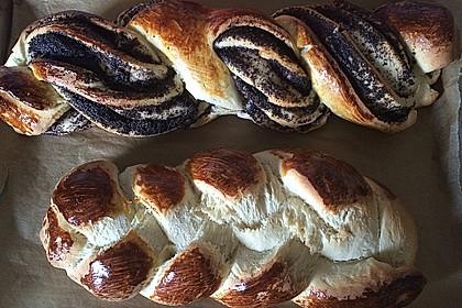 Hefezopf wie beim Bäcker 92
