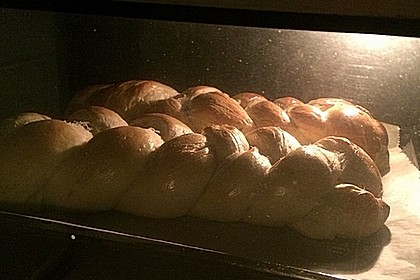 Hefezopf wie beim Bäcker 93