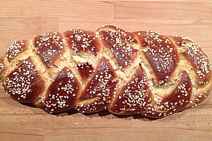 Hefezopf wie beim Bäcker 159