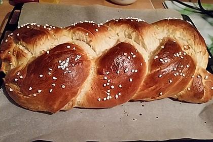 Hefezopf wie beim Bäcker 153