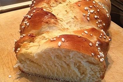 Hefezopf wie beim Bäcker 5
