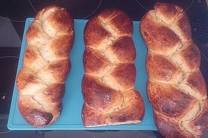 Hefezopf wie beim Bäcker 29