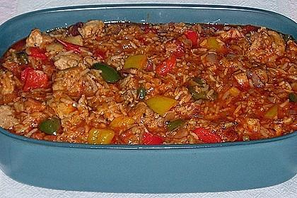 Buntes Reisfleisch 1