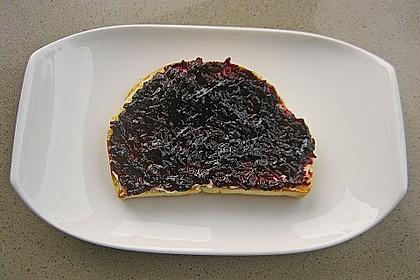 Holunder - Apfel - Marmelade 2