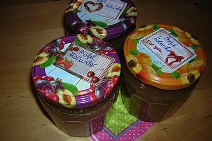 Holunder - Apfel - Marmelade 3