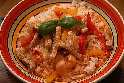 Thai Lychee Curry 1